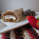 Grain Free Gingerbread Roll