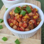 One Pot Vegan Chili