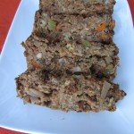 Lentil Walnut ´Meatloaf¡