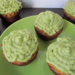 St Patricks Day Paleo Cupcakes