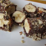 3 Ingredient Chocolate Banana Dessert