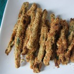 Gluten Free Green Bean French Fries