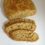 Grain Free Rosemary Bread