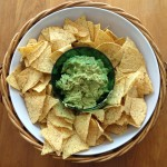 Six Ingredient Guacamole