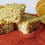 Orange Lemon Brownies
