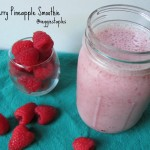 Raspberry Pineapple Smoothie