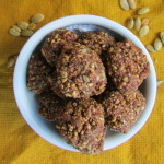 Vegan Cinnamon Crunch Snack Bites
