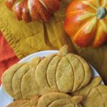 Paleo Pumpkin Spice Sugar Cookies