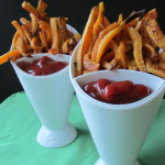 Butternut Squash Shoestring French Fries