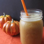 Pumpkin Pie Coffee Shake