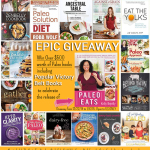 Epic Cookbook Giveaway
