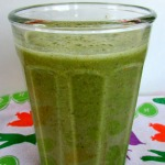 Pineapple Basil Smoothie