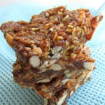 No Bake Nut & Seed Bars